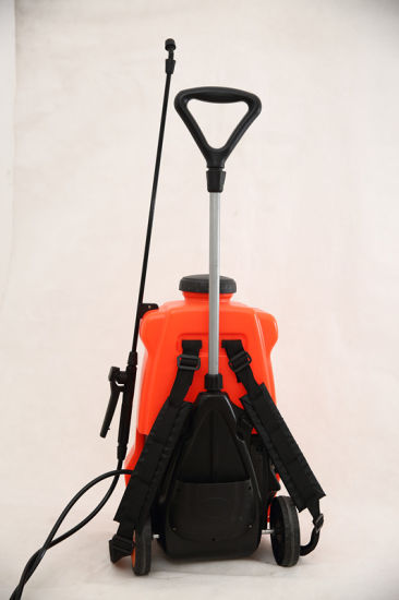16L CE Approved Electric/Battery Agricultural Knapsack/Backpack Trailer Sprayer (SX-MD16E) pictures & photos