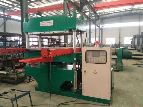 Vulcanizing Press Vulcanizer Hydraulic Rubber Machine pictures & photos