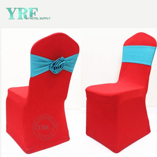 Guangzhou Foshan Wedding Chair Covers and Tablecloth for Yrf