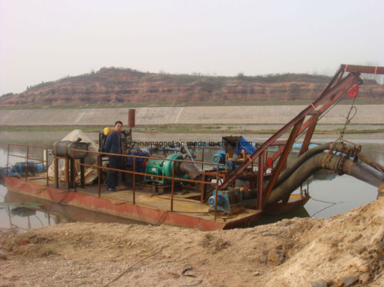 Sand Jet Suction Digging Boat for Sand Mine pictures & photos