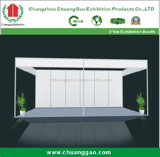 Exhibition Booth Standard Size : China standard exhibition booth trade show stand