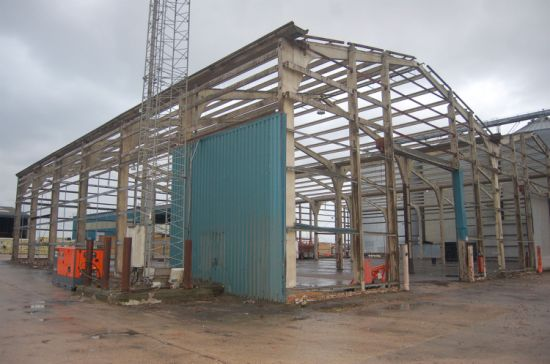 Hot Selling Prefab Light Steel Structure Warehouse (KXD-106) pictures & photos