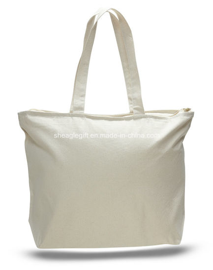 High Quality Cheap New Style Hemp Canvas Gift Bag