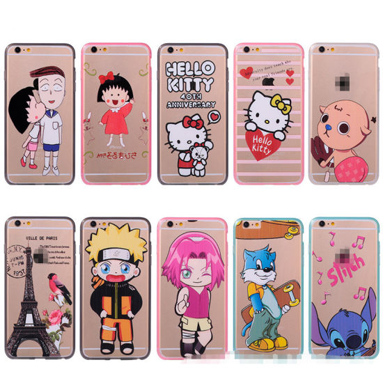 72ff3451ab Customized Acrylic Untra Silm TPU Mobile Phone Case for iPhone 6/7/8  pictures
