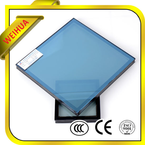 Low-E Insulated Glass for Window/Curtain Wall pictures & photos