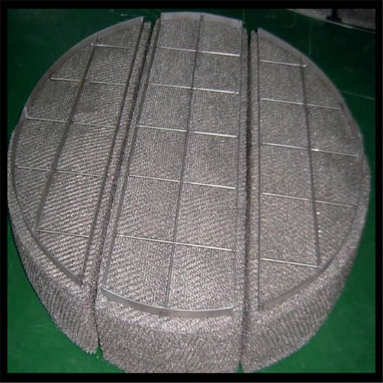 304ss Knitted Wire Mesh Mist Eliminators
