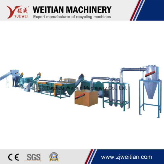 China Waste Scrap Wire Cable Recycling Machine - China Plastic ...