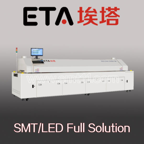 6 Zones Lead Free Reflow Solder Oven for PCB Soldering pictures & photos