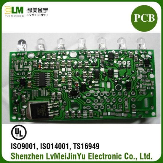 Optical Signal PCB Transmission Custome Made PCBA pictures & photos