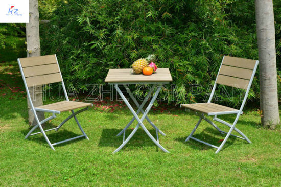 High-Density Polywood Outdoor Garden Table pictures & photos