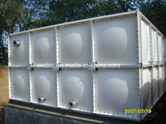 China SMC Water Tank Water Storage Container RO Water Treatment