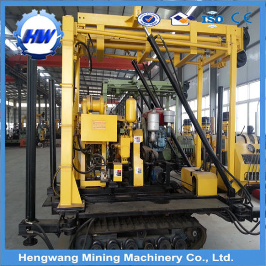 Xy-3 Trailer Mounted Drilling Rig Rock Drilling Machine (Manufacturer) pictures & photos