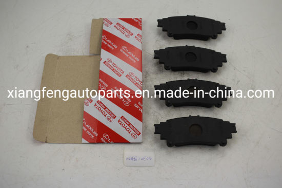 Best Brake Pads >> Best Quality Brake Pads 04466 0e010 For Toyota Highlander Asu50