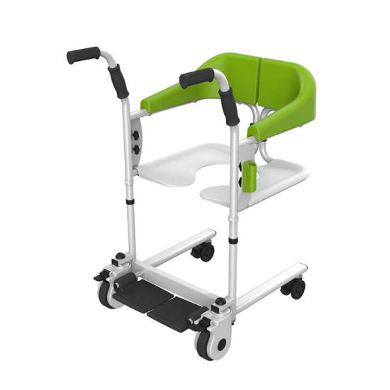 Enjoyable Transfer Patient Wheelchair For Toilet Bathing Move Bed Ncnpc Chair Design For Home Ncnpcorg