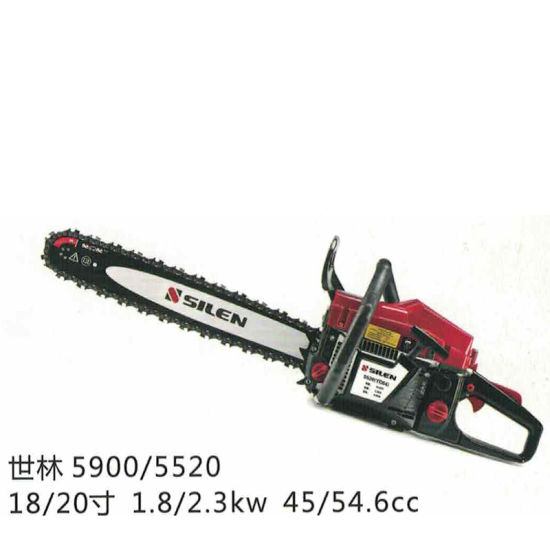 Famous Brand Yusensilin 5520 Chain Saw High Quality Whole Sale