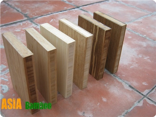 Furniture Grade Bamboo Panels for Cabinets, Tabeltops. pictures & photos