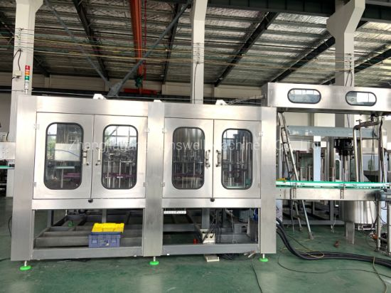 Sunswell Filling Production Line Machine for Pure Water
