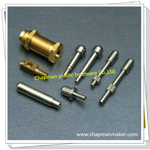 Small Metal Shaft with Raw Material Brass, Stainless Steel pictures & photos