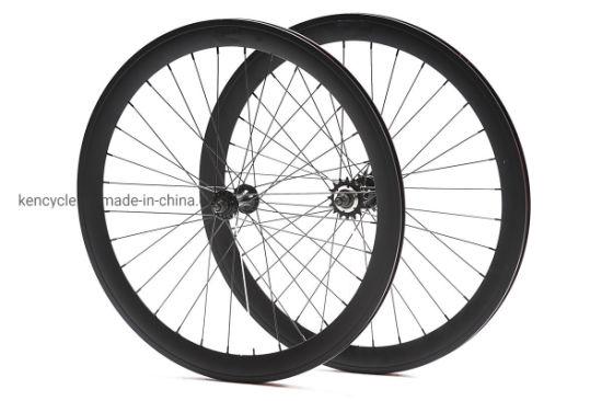 650c Bike Wheel Sets/40mm Rim Depth Wheel Sets/Double Wall Rim /Sy-Ws-45m