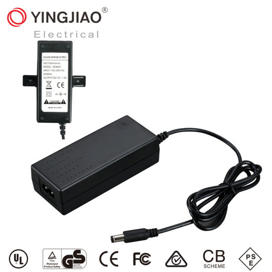 OEM/ODM UL Factory AC DC Wall Power Adapter