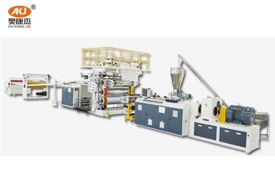 PVC Marble Sheet Extruder Production Line PVC Marble Sheet Plastic Extruder Machine