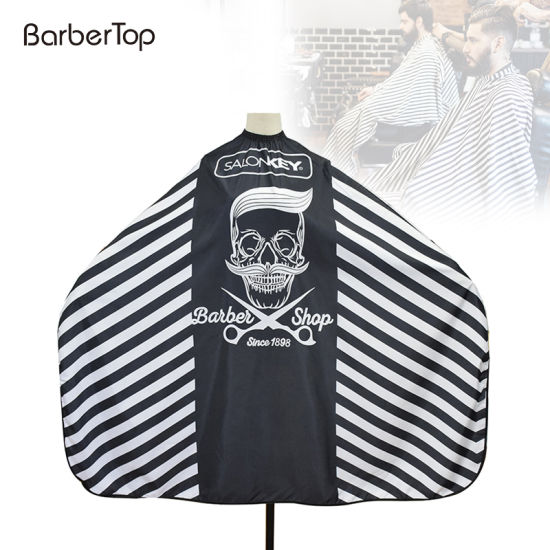 New Style Hair Cutting Cape Fashionable and Durable for Adults for Barber Shop Barber Cape