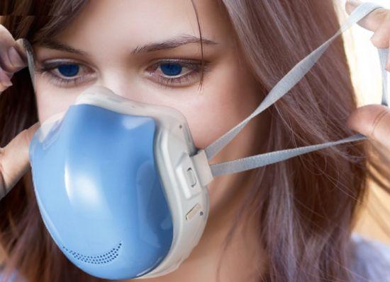 antibacterial mask 3m