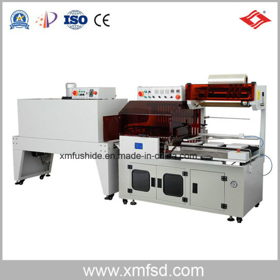 Automatic Auto Parts Thermal Shrink Packaging Machine