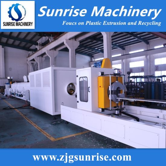 Professional Factory for PVC HDPE PPR Pipe Production Line