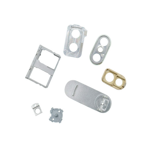 CNC Customized Die Casting Stamping Phone Parts for Mobile