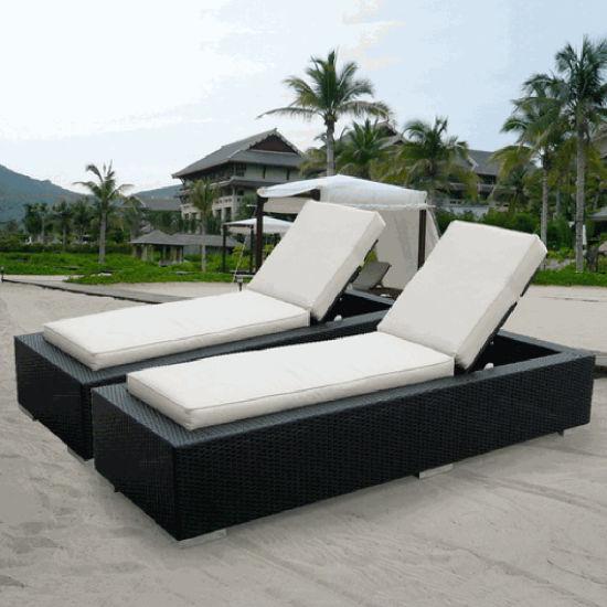 Strange Lounge Chair Pool Side Lying Bed Sun Lounger Ncnpc Chair Design For Home Ncnpcorg