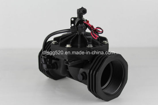 Agricultural Irrigation Equipment Water Solenoid Valve pictures & photos