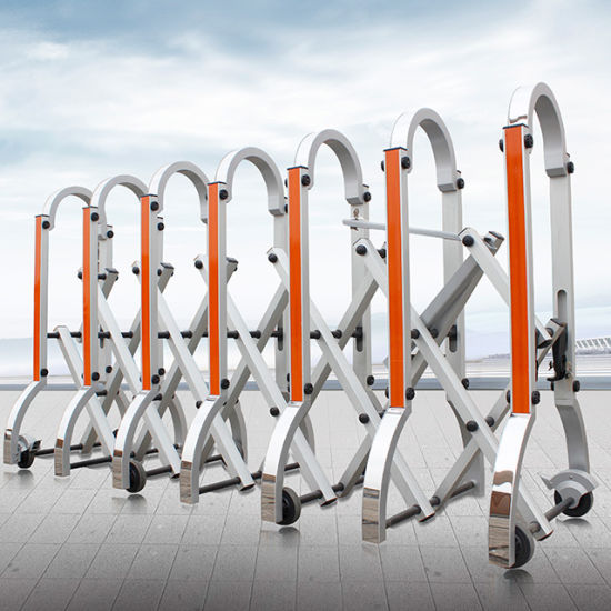 Road Barrier with Brakes and Interlock From Hongmen