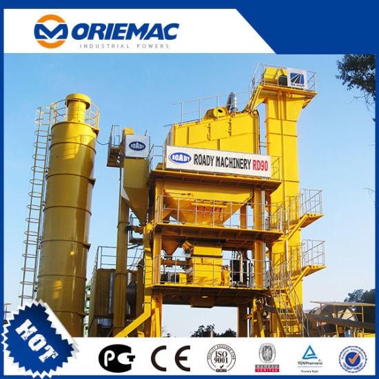 125t/H Stationary Asphalt Batching Plant pictures & photos