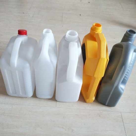China High Density 1L 5L HDPE Bottles Blow Molding Machine