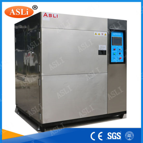 CE Certified Thermal Cycle Shock Chamber / Temperature Shock Equipment