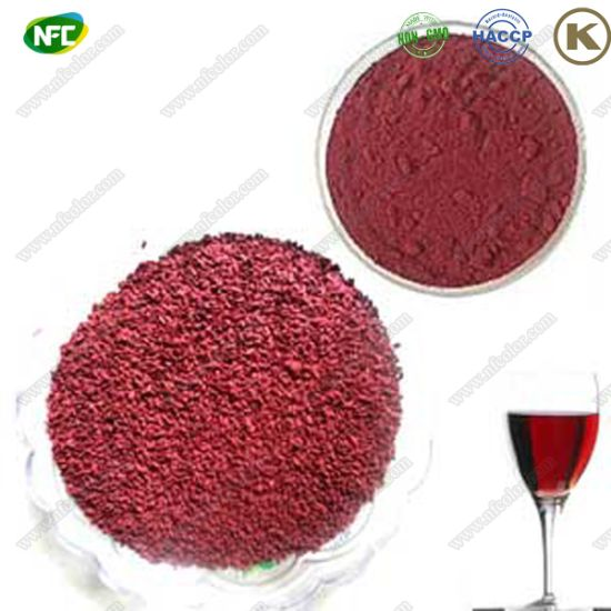 China Organic Natural Food Coloring Red Yeast Rice Extracts - China ...