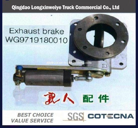 Best Quality HOWO Truck Parts -Valve
