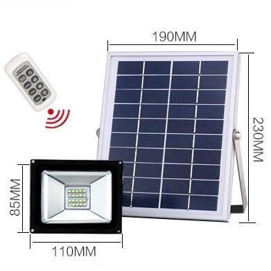 IP65 Waterproof Solar Floor Light