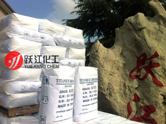 Factory Direct Sale High Grade Rutile&Anatase Titanium Dioxide/TiO2 pictures & photos