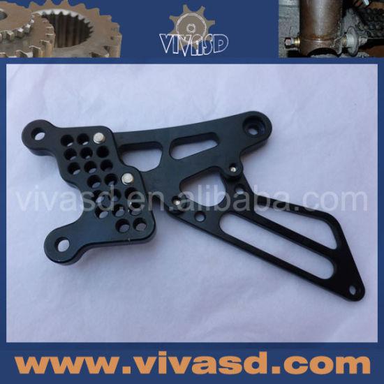 Custom Made Precision Anodized CNC Aluminum Machining Parts