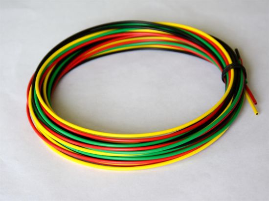 CC Series of Colored POF Communication Cable--CC2-1000 (R/G/Y)