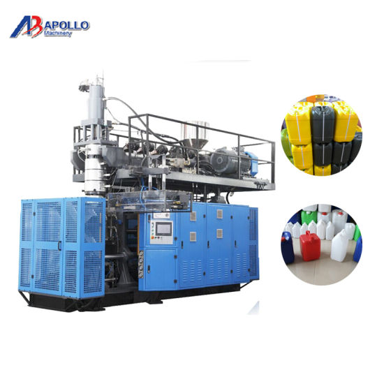High Quality 220L Two Layers Plastic Chemical Barrel Blow Molding Machine pictures & photos