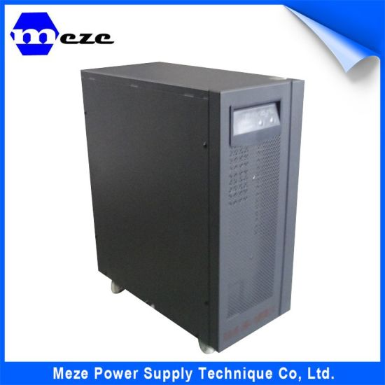 Three Phase High Frequency on-Line UPS 10kVA 20kVA UPS Power pictures & photos
