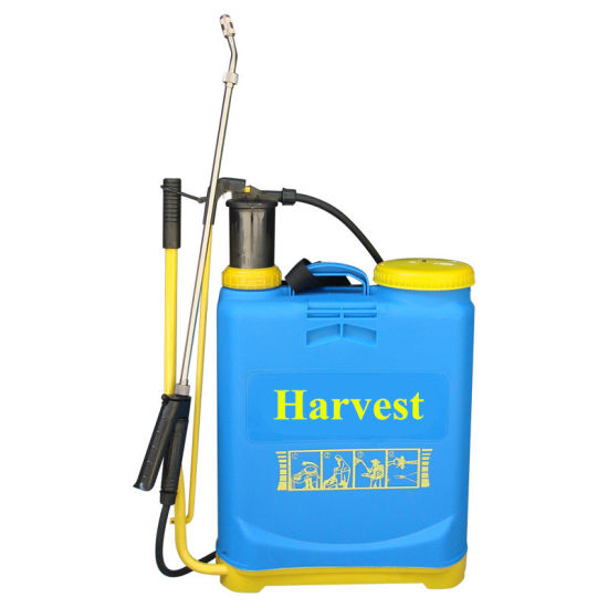 16L PP Agricutural Knapsack Manual Sprayer (HT-16P-1) pictures & photos
