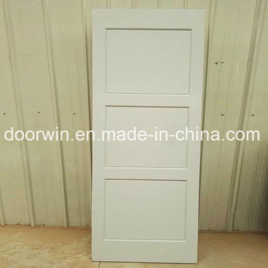 American Room Entry Doors Interior 3 Panel Sliding Closet Made Of Pine Oak Wood