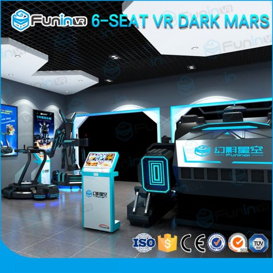 4d9d5d663934 Factory Price Best Quality Virtual Reality 6 Seats Vr Amusement Game 9d  Cinema Simulator with 9d