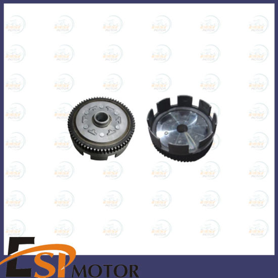 Motorcycle Outer Comp Clutch Motorcycle Spare Part for C100 Biz pictures & photos