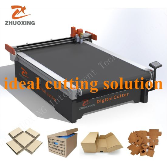 China Photo Frame Picture Frame Cutting Machine Cutter Ploter