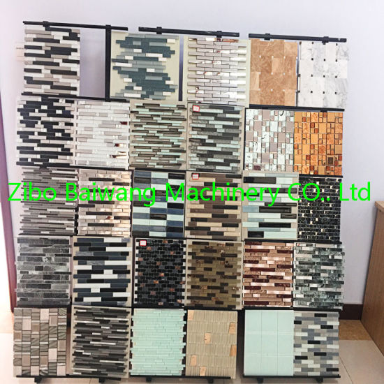 Decoration Mix Color Glass Mosaic Tile with Good Quality